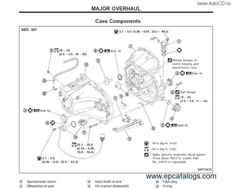 nissan x trail t31 repair manual cars repair manuals