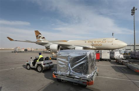 etihad reveals hybrid cool dolly for coldchain products transport air cargo air freight