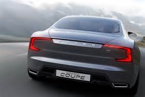el blog sobre el automovil de hoy y siempre volvo s90 coupe