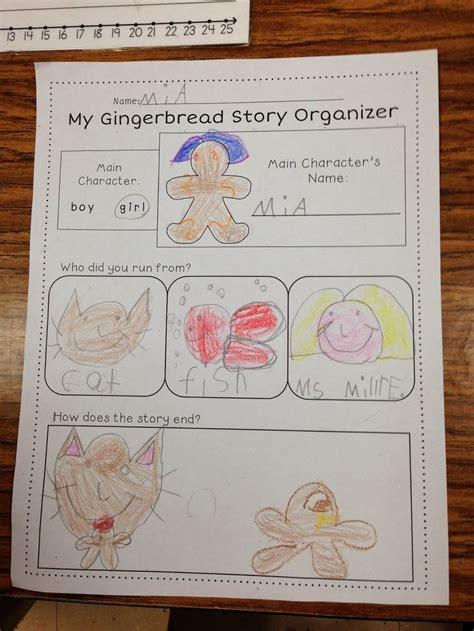 gingerbread man printable book kindergarten best 25 gingerbread man story ideas on pinterest