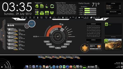hud help desk advanced pc hud desktop integration best pc layout by
