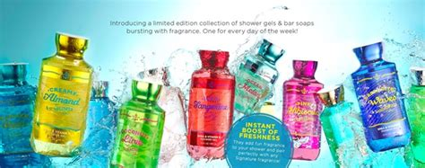 does shower gel work as bath new bath works summer shower gels bar soaps musings of a muse