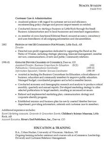 how to write resume for manager position 1