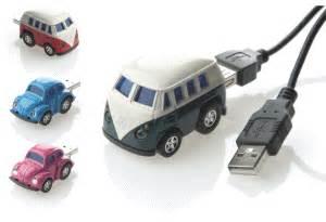 blue car vw usb sound and light memory stick review