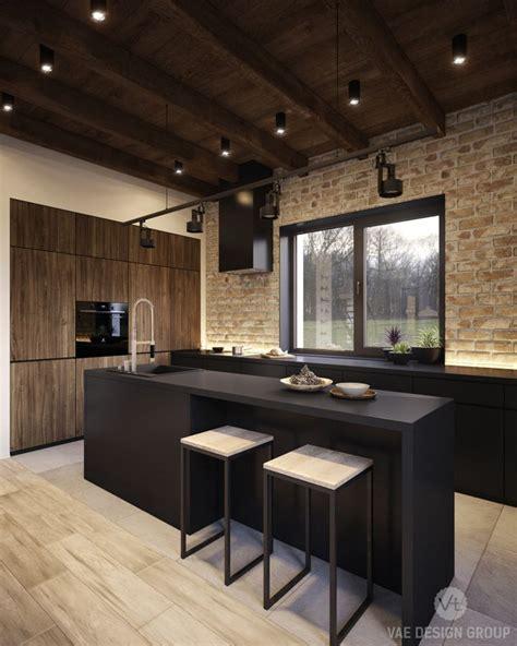 wohnen im loft stil stilfinder homestory loft stil k 252 che moderne k 252 che