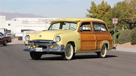 woody ford service 1951 ford woody wagon s134 rogers classic car museum 2015