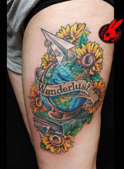 globe tattoo online help globe tattoo is not a simple map best tattoo ideas gallery