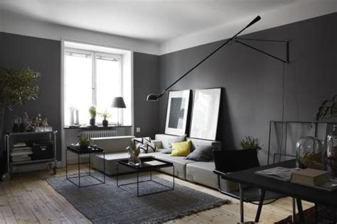 mini z wohnzimmer masculine apartment interior design