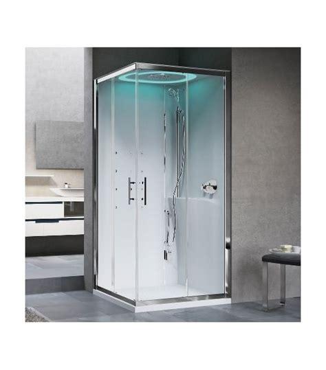 cabina doccia 100x80 cabina doccia multifunzione eon a 100x80 novellini