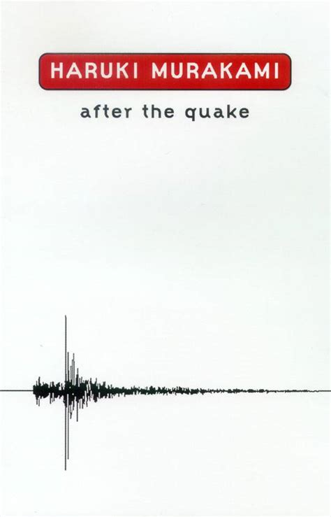 After By Haruki Murakami earthquake what to read when the earth starts moving