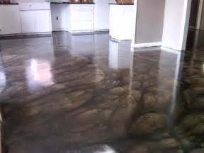 Stained concrete floors yelp