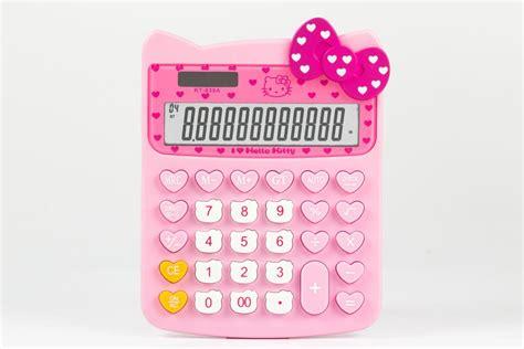 Kalkulator Hello Kitti Kt 2288 Tombol jual kalkulator hello kt 838 harga grosir