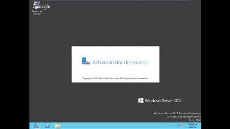 instalar escritorio remoto 54 windows server 2012 instalar rol de escritorio remoto