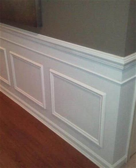 Wainscoting Boxes The 25 Best Faux Wainscoting Ideas On