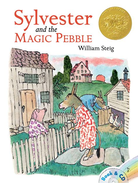 biography book club picks sylvester and the magic pebble book by william steig