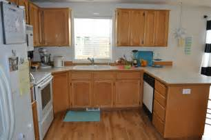 Small U Shaped Kitchen Remodel Ideas by Suburbs Kitchen Remodel In The Works