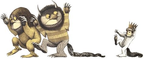 donde viven los monstruos 231 izgili masallar where the wild things are by maurice sendak