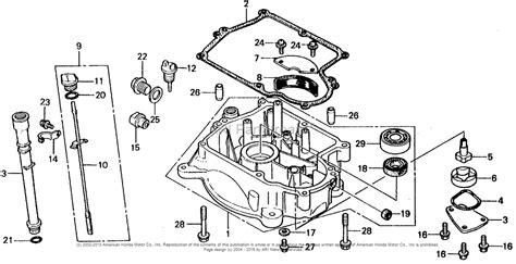 honda gx270 parts diagram imageresizertool