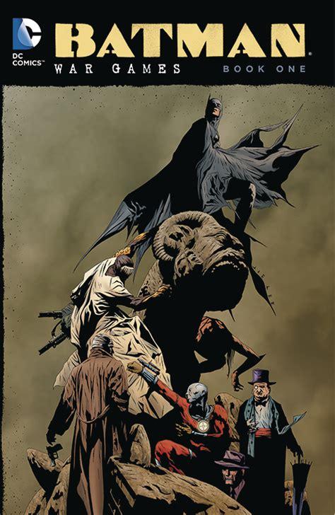 libro batman tp vol 1 jul150304 batman war games tp vol 01 previews world