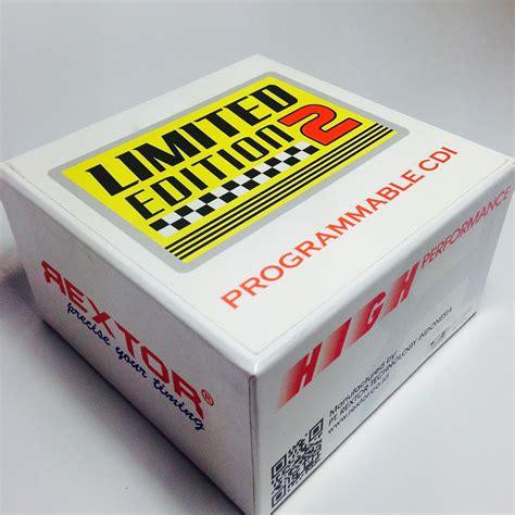 Termurah Cdi Rextor Limited Edition 2 Jupiter New Beat Karbu Klx rextor limited edition 2 rextor technology indonesia