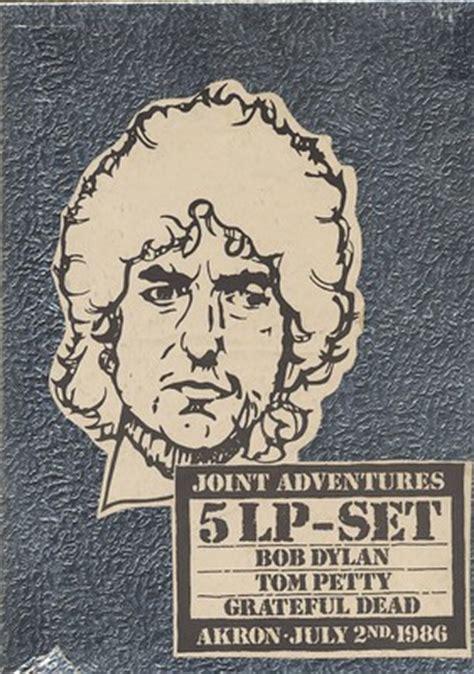 custom listing fliers for showings street side flier popsike com bob dylan tom petty grateful dead quot joint