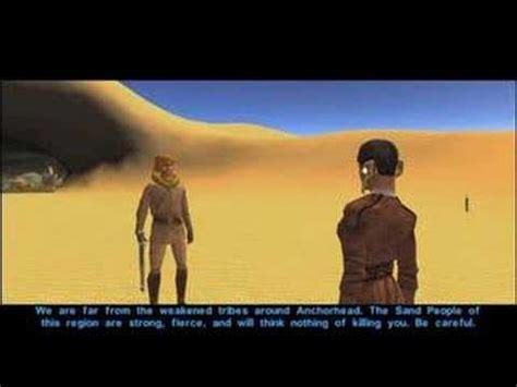 """kotor: part 70 """"krayt dragon & star map"""" youtube"""