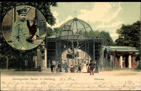 Zoologischer Garten Karte by Ansichtskarte Postkarte Hamburg Altstadt Zoologischer