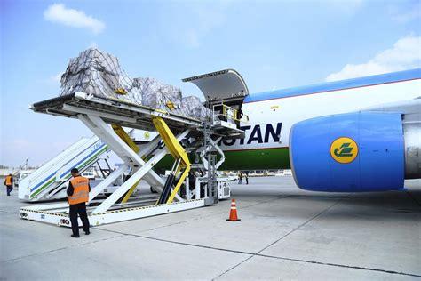 freighting transport uzbekistan airways