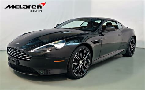 used aston martin db9 2015 aston martin db9 carbon edition for sale in norwell