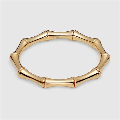 Bamboo thin bracelet   Gucci Fine Bracelets 246463J85008000