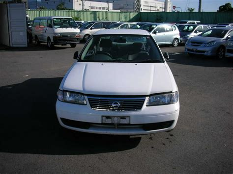 nissan sunny 2002 nissan sunny 2002 model price