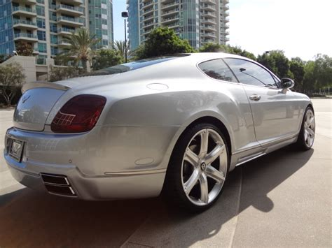 bentley coupe 4 door 2004 bentley continental gt 2 door coupe 138939