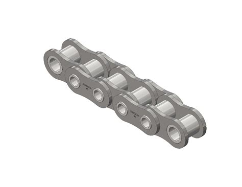 Senqcia Roller Chain Rantai Rs 40 2 senqcia inspire series 40hp rivited hollow pin asme ansi standard chain single strand 10ft