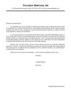 Cover Letter Exle Nursing by Functional Cover Letter Hashdoc
