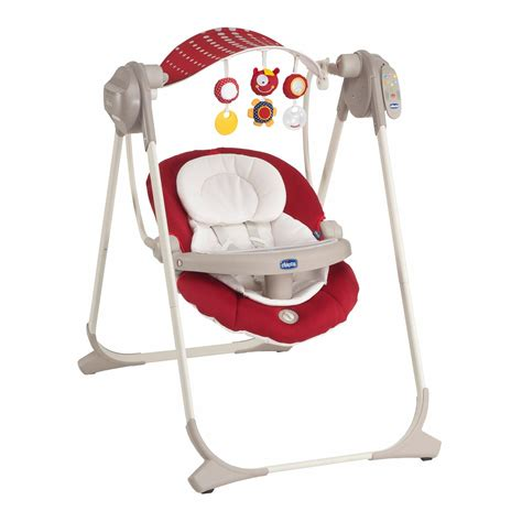chicco swing polly chicco polly swing up red kiddicare com