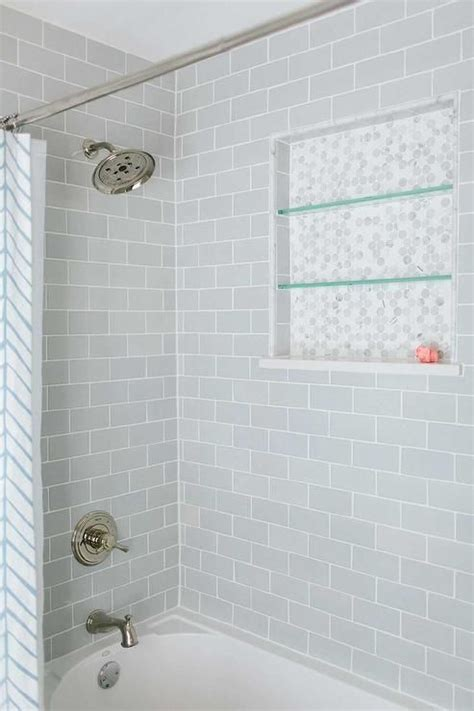 Tiles To Go Best 25 Gray Subway Tiles Ideas On Bathroom
