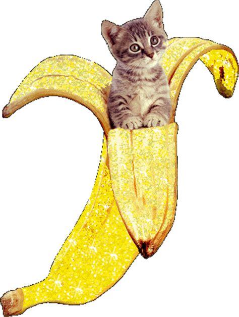 bananas glitter gifs