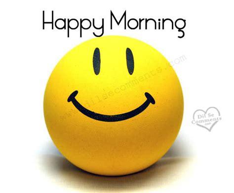 Morning Happy happy morning