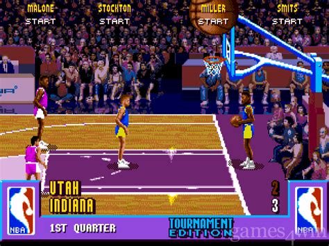 Mba Jam Tournament Edition by Nba Jam Tournament Edition And Play Nba Jam