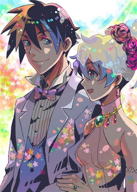 imagenes anime niñas simon nia anime amino