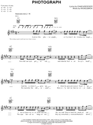 guitar : guitar tabs of photograph guitar tabs guitar