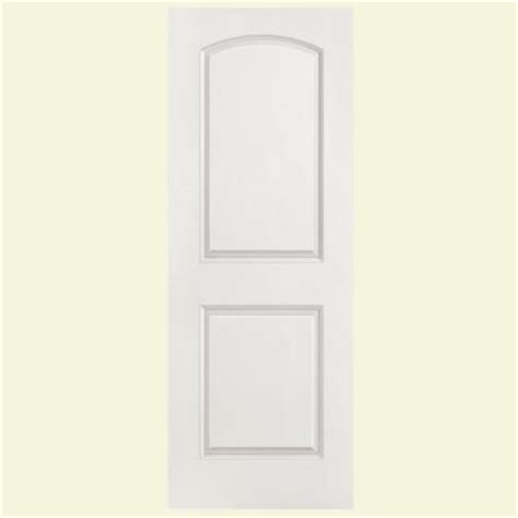 masonite solidoor smooth 2 panel square solid core primed masonite 28 in x 80 in solidoor roman smooth 2 panel