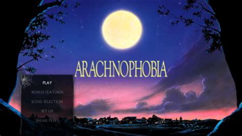 arachnophobia film blu ray unboxing arachnophobia blu ray jeff daniels