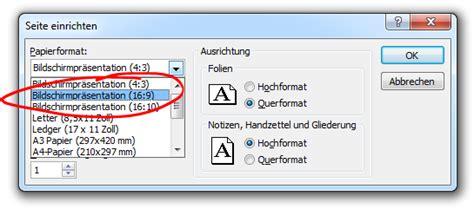 format video for powerpoint 2010 powerpoint so meistern sie den wechsel von 4 3 auf 16 9