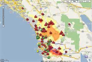 southern california fires today map engadget technology news advice and features