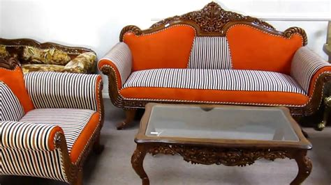 sofas in india hand carved furniture sofa sets made in india mov youtube