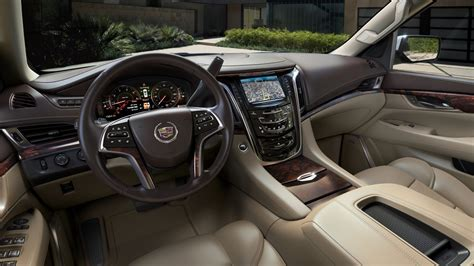 family car interior 2019 cadillac escalade interior efficient family car