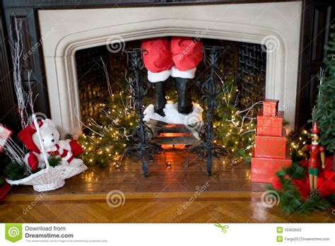 christmas decorations stock image image of pants gifts
