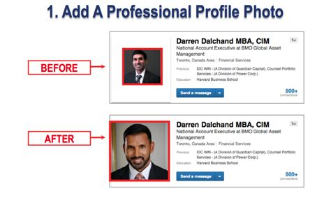 2 simple ways financial advisors can optimize their linkedin profile trevor turnbull