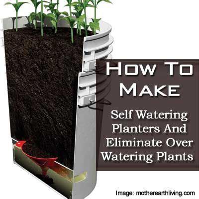 smart self watering planters plenty of easy options